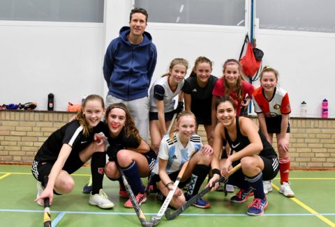 Masterclass extra hockey training Bob Henfling